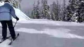 Snow Skiing - Snow Skiing in Winter Park, Colorado - 1st Person Ski POV