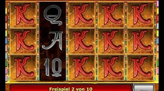Fantastic win playing best slot game online: Book of Ra! Real money spins