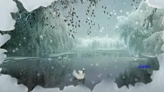 Зимние пейзажи и зимнее безмолвие Картины художников-живописцев Winter landscapes (HD)