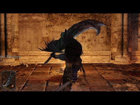 Dark Souls 2 PvP - Curved Dragon Greatsword - YouTube