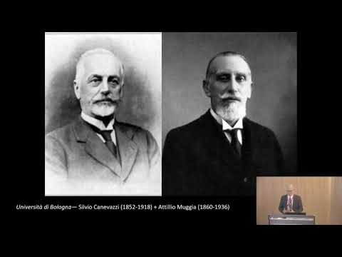 James Sutherland History Lecture 2019: Pier Luigi Nervi
