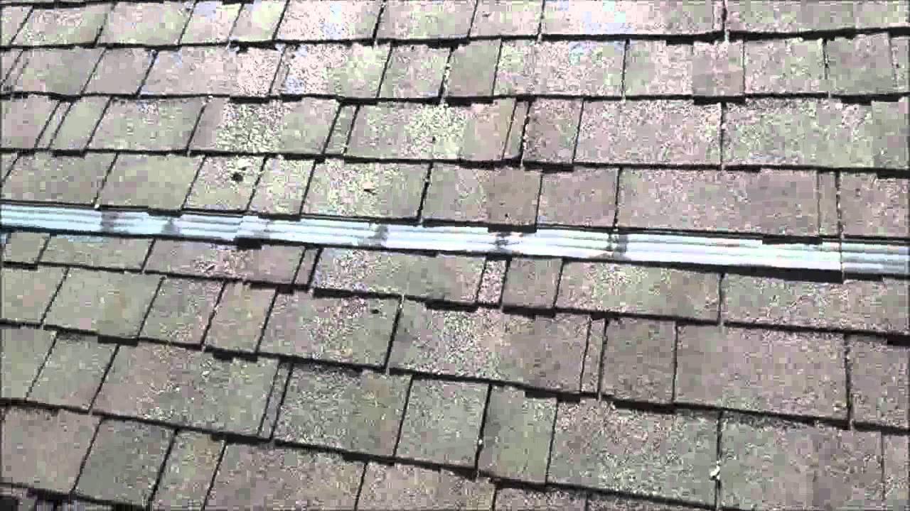 Will Zinc Strips Keep My Roof Clean Youtube