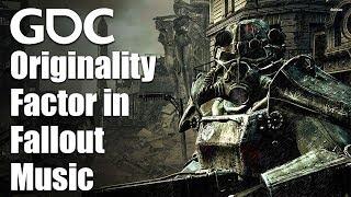 Originality Factor in Fallout Music
