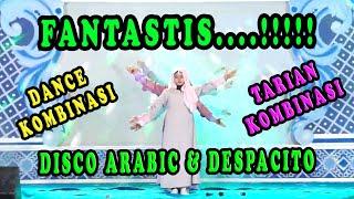 Zafin kombinasi disco arabic & espacito, lpi.  Miftahul huda