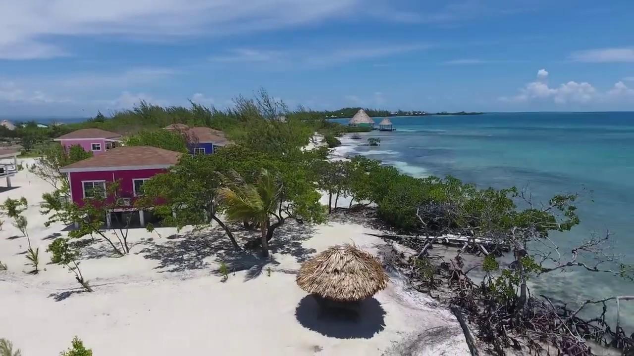 Coco Plum Belize Island Resort Premium Oceanfront Cabanas