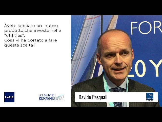 Davide Pasquali (Pharus Sicav) - SdR19