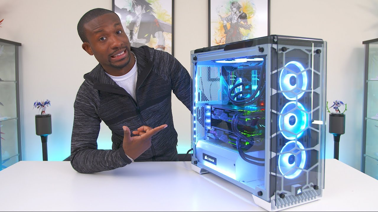 So I Finally Built My First Gaming PC...