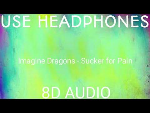 Lil Wayne, Wiz Khalifa & Imagine Dragons With Logic, Ty Dolla $ign  - Sucker For Pain (8D Audio)