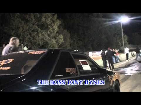 TONY B CAR FOR SALE at MND 10/1/11