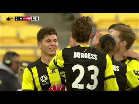 Wellington Phoenix vs Western Sydney Wanderers 3-1 All Goals & Highlights 17.03.2019