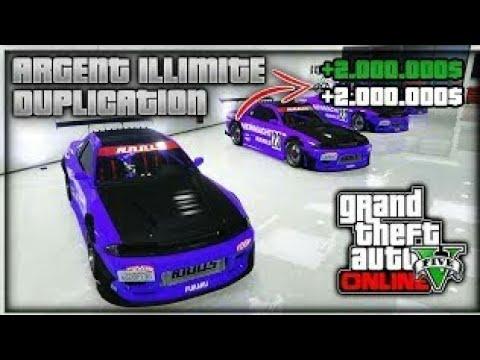 1.46/1.47 GLITCH DUPLICATION GTA 5 ONLINE 1000000$/5MIN