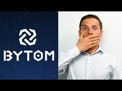 Обзор Bytom - Инвестировать в Блокчейн Bytom - Криптовалюта BTM