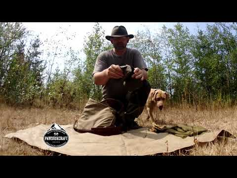 PNW Bushcraft Present:  What I carry in my Haversack