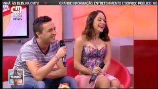 Vanessa Silva & David Antunes - Actuação/Entrevista  (Manhã CM - CMTV)