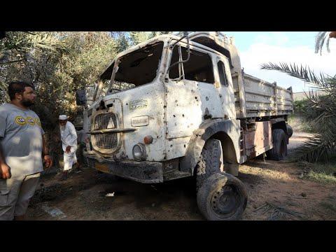 حكومة الوفاق تدعو الأمم المتحدة إلى وضع حد لمعارك طرابلس  - نشر قبل 22 ساعة