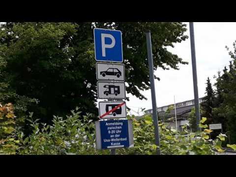 Wohnmobil-Stellplatz Bad Nauheim Mittelhessen