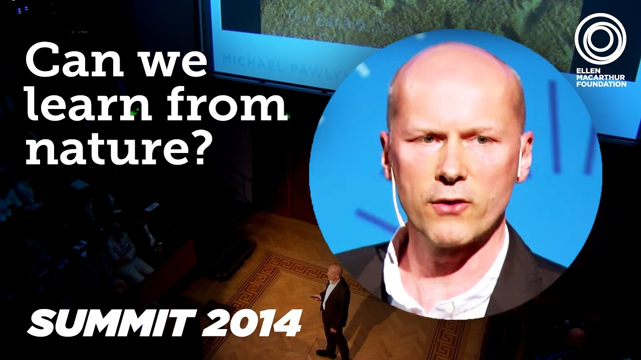 Michael Pawlyn - Biomimetic innovation, CE100 Annual Summit 2014