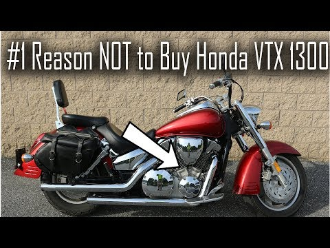 [DIAGRAM_5UK]  Why NOT to Buy a Honda VTX 1300 - YouTube | Vtx 1300 Engine Diagram |  | YouTube