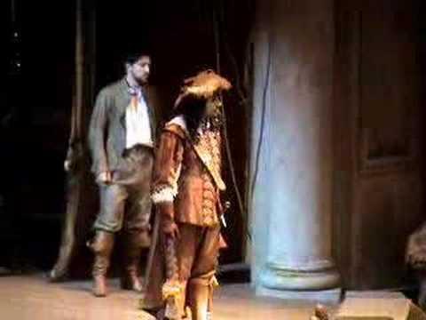 Cyrano de Bergerac @ La Scala Milan