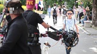 Пригоди нано-пса: у Києві знімають «Фокстер & Макс»