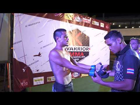 K warrior MMA   from phuket