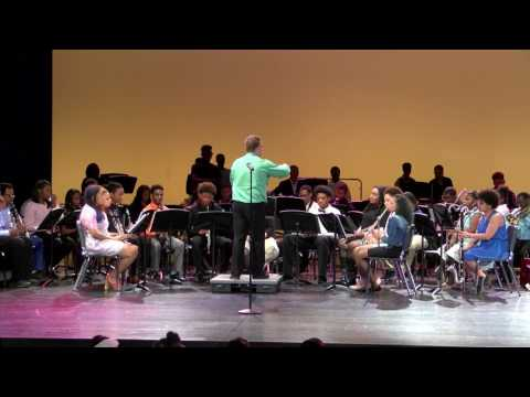"2017 DSA Spring Band Concert - Wind Ensemble ""The Incredibles"""