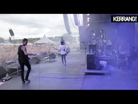 To The Stage... Pierce The Veil - Kerrang! Reading Festival 2015