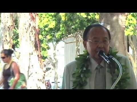 Senator Daniel K. Inouye: University of Hawaii C-MORE Tribute Video