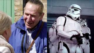 REST IN PEACE MICHAEL LEADER (clumsy stormtrooper)