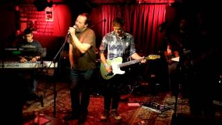 Airport with Peter Buzzelle - Black Coffee in Bed (Squeeze Cover) - Lizard Lounge - 7/17/2015