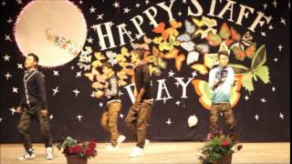New Tibetan Boys Dance Shapaley and Bollywood Remix