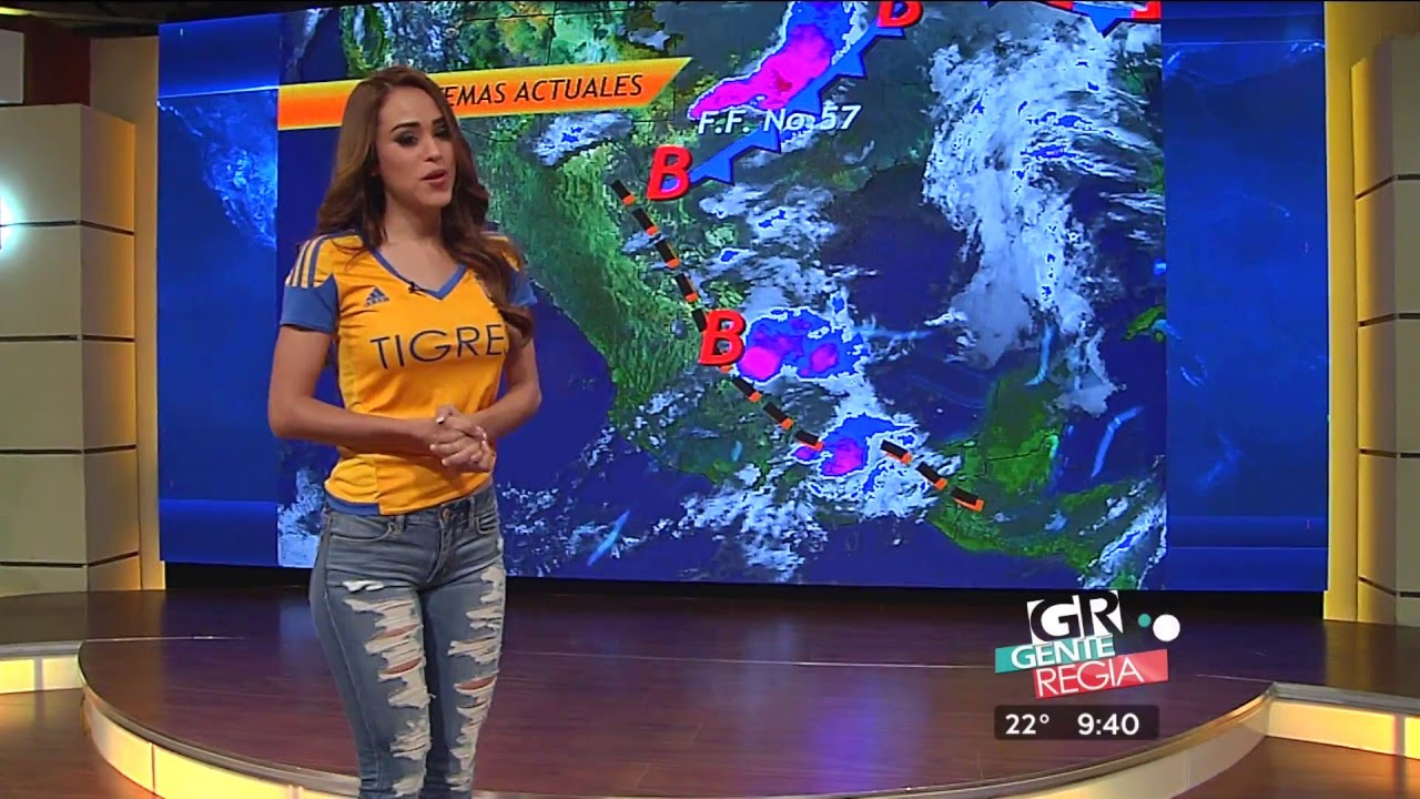 Yanet Garcia Gente Regia 09:30 AM 20-Abr-2016 Full HD ...