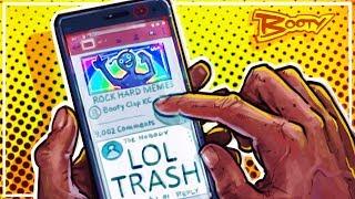 Famous TikToker trash talks me in DM's & agrees to 1v1 (Fortnite)
