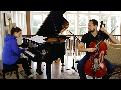 One Direction - Drag Me Down (Piano/Cello Cover) - Brooklyn Duo