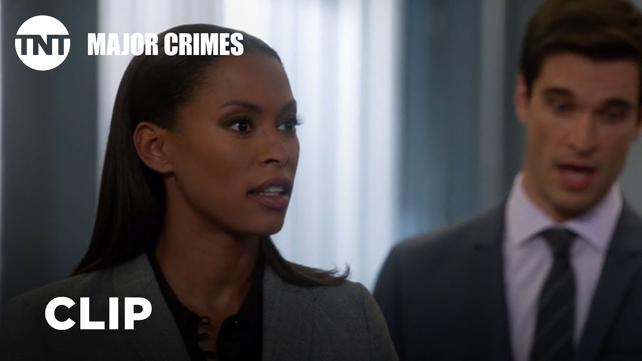 Download Major Crimes: By Any Means, Part 4 - Season 6, Ep. 13 [CLIP] | TNT