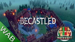 Becastled review (early access) - Is it worth a buy? (Video Game Video Review)