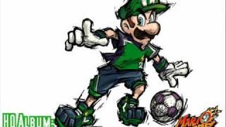 HQ Album: Luigi's Theme - Mario Strikers Charged Football