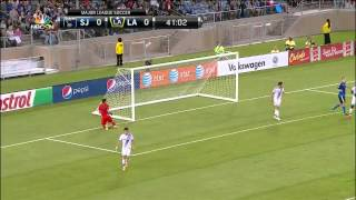 HIGHLIGHTS: San Jose Earthquakes vs LA Galaxy | June 28, 2014