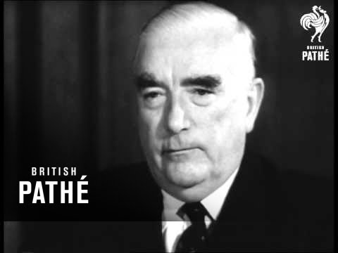 Menzies Speaks On Communism (1954)