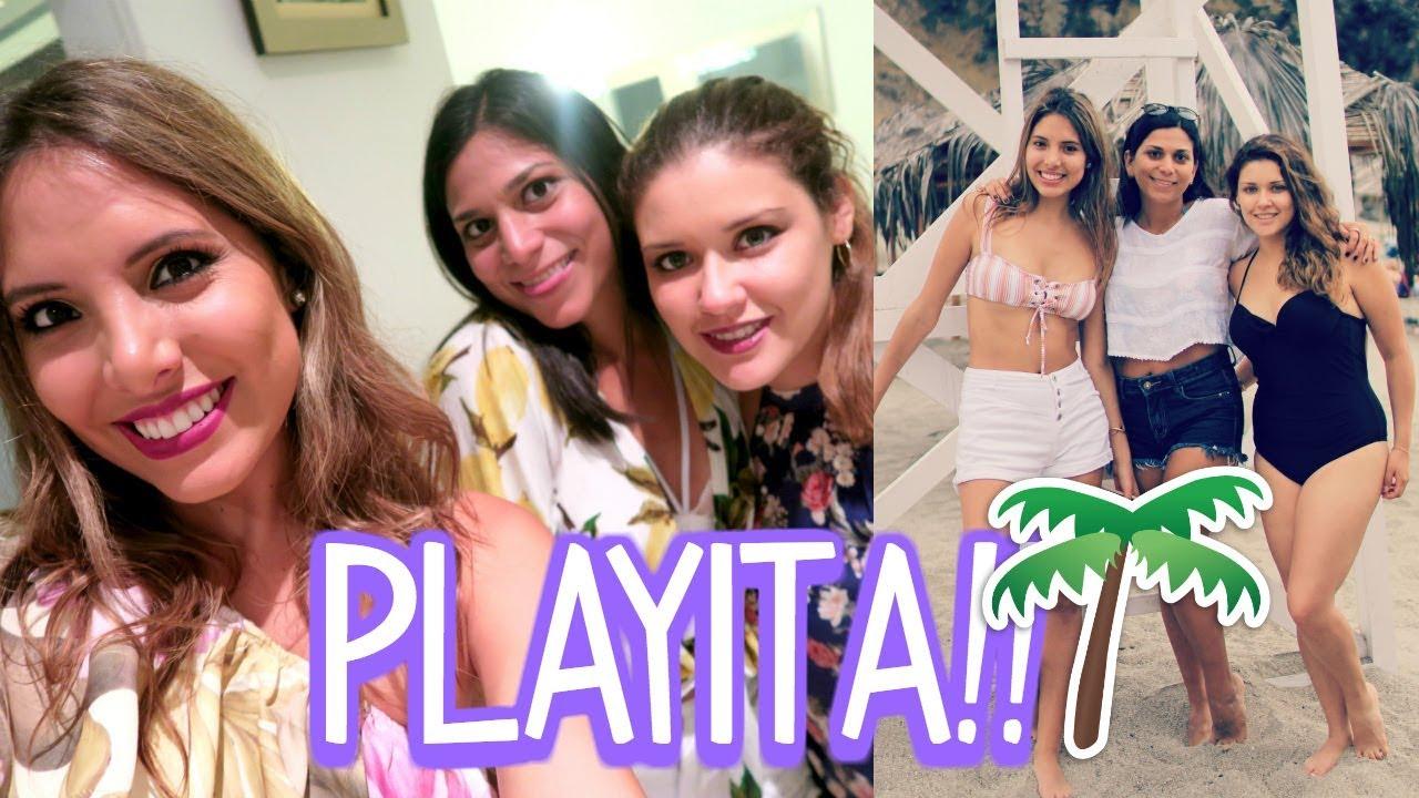 ¡¡VERANITO!! NOS VAMOS a la PLAYA 🏝 | VALERIA BASURCO | ValeriaVlogs