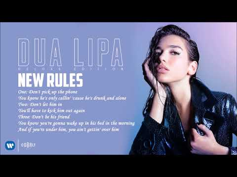 Dua Lipa - New Rules - Official Audio Release