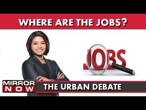 Where Are The Jobs? I The Urban Debate With Faye D'Souza