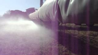 PLA Self-propelled sprayers - Degania Wind Tunnel Demonstration