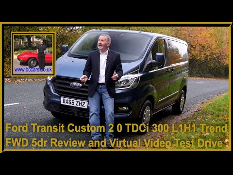ford-transit-custom-2-0-tdci-300-l1h1-trend-fwd-5dr-|-review-and-virtual-video-test-drive
