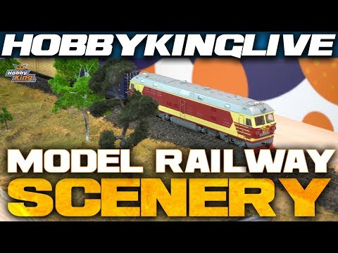 Model Railway Scenery – HobbyKing New Release