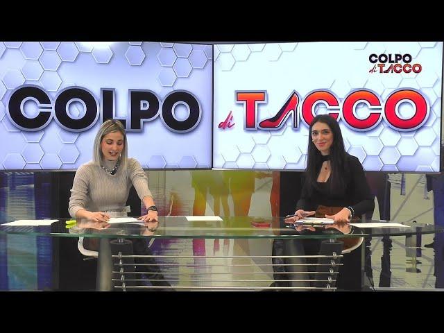 COLPO DI TACCO: L'intervista alla discobola Stefania Strumillo e Daniele Mazzolo