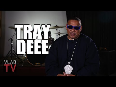 Tray Deee Knows Keefe D, Doesn't Respect Snitching on 2Pac Shooting (Part 7)