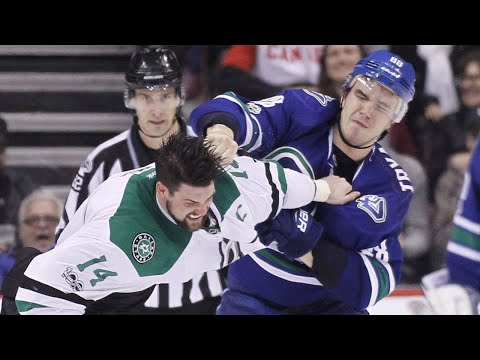NHL Captains Fights Part 3