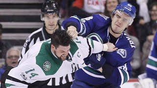NHL Captains Fights Part 3