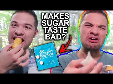 pill-makes-sugar-taste-bad?-trying-instagram-products:-sweet-defeat-review